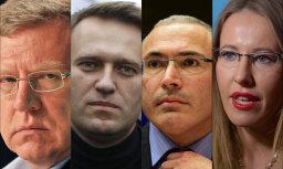 История дня. Если не Путин, то кто? Что нужно знать о 12 лидерах российской оппозиции