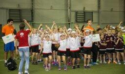Projekta 'Sporto visa klase' ceturtajā sezonā piedalīsies gandrīz 6000 dalībnieki