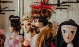 Латвийский театр кукол открывает юбилейный 75-й сезон