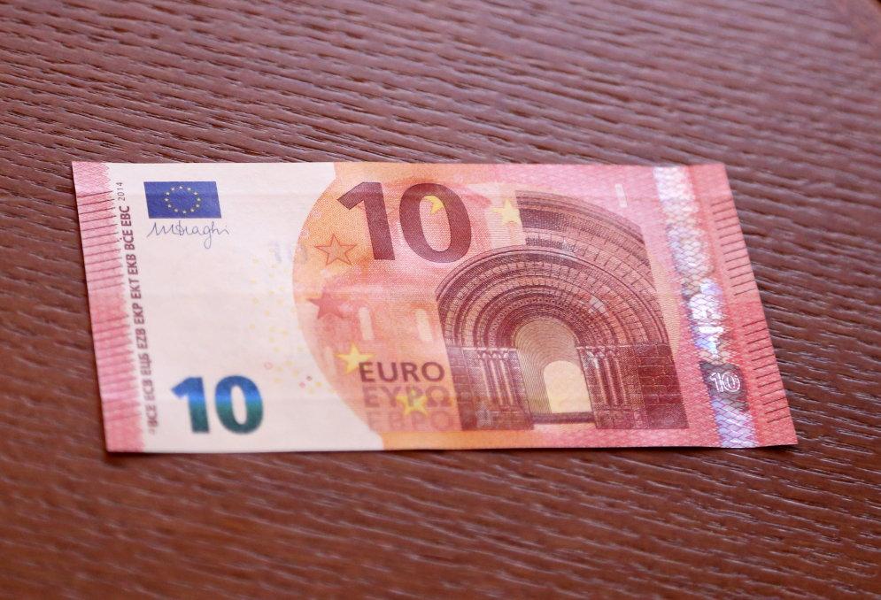 евро фото купюр всех достоинств гусей отличаются