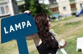 Фестиваль общения Lampa