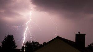Draudīgais negaiss: kā pasargāt mājokli no zibens