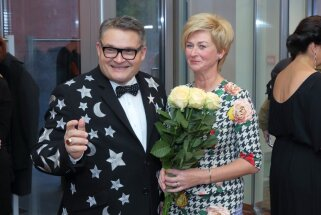 ФОТО: торжественное открытие Музея моды в Риге