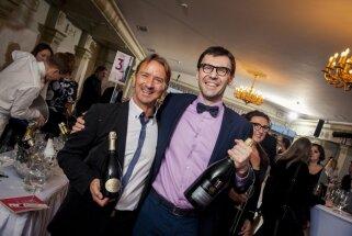 Šampaņas gada vīndaris Lorāns Fresnē: tie, kas rada un bauda šampanieti, vienmēr smaida