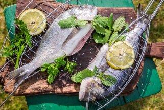 Ceptas, grilētas un marinētas – brīvdienu maltītes ar zivi
