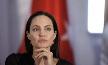Анджелина Джоли стала профессором Лондонской школы экономики и политических наук