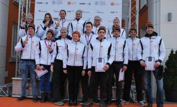 Latvijas III Ziemas Olimpiādes medaļu kopvērtējumā uzvar Siguldas novads