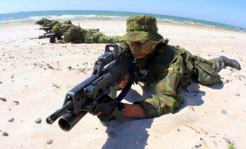 Premjers sola Lietuvas nonākšanu starp NATO līderiem