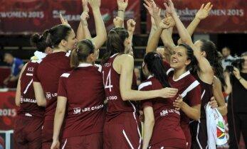 Latvijas izlases jaunais treneris cer uz Jēkabsones-Žogotas, Baško-Melbārdes un Tamanes palīdzību
