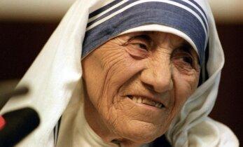 Francisks atzīst otro Mātes Terēzes pastrādāto brīnumu