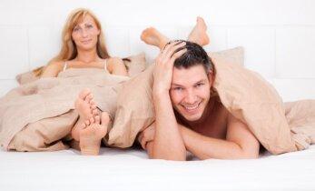 жизнь без регулярного секса
