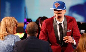 NBA aģents: Porziņģa gados Novickis nebija tik labs