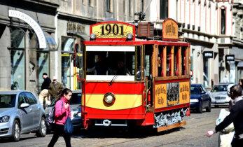 Rīgas svētkos Retro tramvajā būs gids, kas stāstīs par pilsētas un tramvaju vēsturi