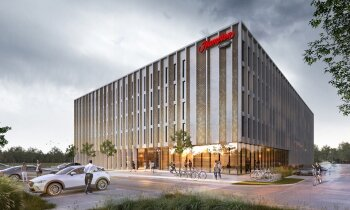 Pie lidostas 'Rīga' būvēs 'Hilton' viesnīcu