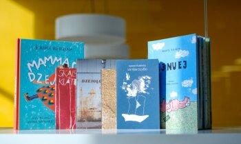 Dzejas mēnesi aizvadot: seši aktuāli latviešu dzejas krājumi