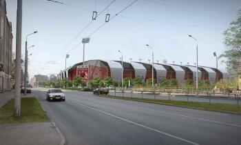 'Futbola māju' projekta atskaņas: 'Arčers' no LFF vēlas piedzīt pusmiljonu eiro