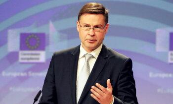 Dombrovski nebiedē dzimumu vienlīdzība EK; solītās prioritātes vērtē pozitīvi