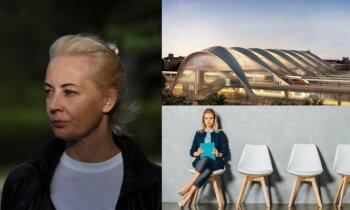 'Delfi plus': 'Rail Baltica' nedienas, Jūlija Navaļnaja un ieteikumi darba meklētājiem