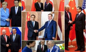 Ķīna (ne)nāk: Kā cērt logu uz Eiropu
