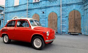 Pirms 60 gadiem sākās zaporožecu ēra – ražošanā nonāk 'ZAZ 965' vabolīte