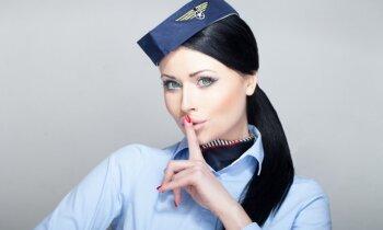 Секреты профессии. Стюардесса: от парашютов и флирта с пилотами до злобных и капризных пассажиров