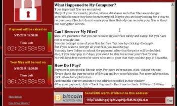 Почему жертвы вируса WannaCry