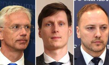 OIK izmeklēšanas komisija nosūta pirmās vēstules ministriem; aizdomas par jauniem kriminālprocesiem