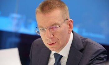 'Delfi TV ar Jāni Domburu' atbild ārlietu ministrs Edgars Rinkēvičs. Pilns ieraksts