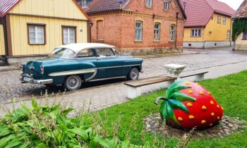 Pilsēta romantiķiem Igaunijas vidienē – nedēļas nogale Vīlandē