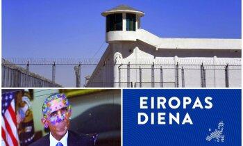 'Eiropas diena': Dziļviltojumu drauds un Ķīnai netīkamās ES sankcijas