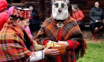Ķekatas nav nekāda rotaļa! Kādēļ mūsu senči tērpās maskās un devās čigānos?