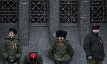 'Baiļu pussala' - okupanti pārvērš Krimu par cietoksni un sēj bailes, atklāj Čubarovs