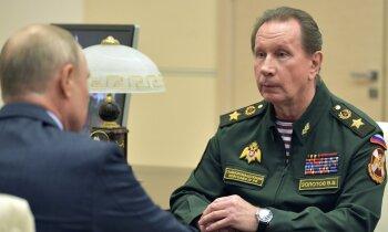 Sīrijā dien Krievijas gvardes 'ierobežotais kontingents', atklāj Zolotovs