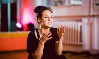 Jauno deju talantu trenere Jana: nav grūti sasniegt labu līmeni, grūti ir to noturēt