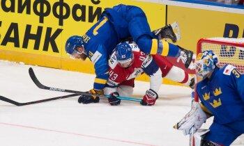 Pasaules hokeja čempionāts: 27. maija spēļu apskats