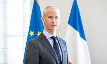 Francijas ārējās tirdzniecības valsts ministrs: savu valsts parādu atdosim ar izaugsmi, nevis ar nodokļiem