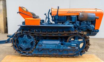 Lamborgīni trakojošā vērša gars – no traktoru ražošanas līdz mūsdienu superauto definīcijai