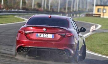 'Alfa Romeo' piecu gadu laikā ieviesīs deviņus jaunus modeļus