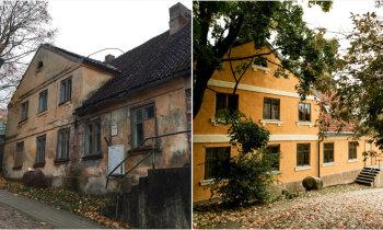 Новый старый дом: перевоплощение резиденции на улице Калею в Талси