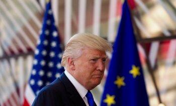 ES nepārskatīs Parīzes klimata līgumu, Trampa ierosinājumu noraida Junkers