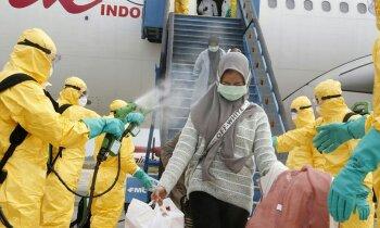 Ķīnas vēstnieks: 'Vīruss ir nežēlīgs, bet cilvēkiem ir jūtas'