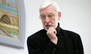 Профессор-востоковед Леон Тайванс: Латвия — самое безопасное место на Земле. Пока…