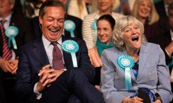Kaitinošais viesis, kurš beidzot pamet ballīti: kā pasaule zobojās par 'Brexit'