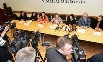 Video: Latvija pārskata ātrās palīdzības brigāžu darbību un pastiprina uzraudzību