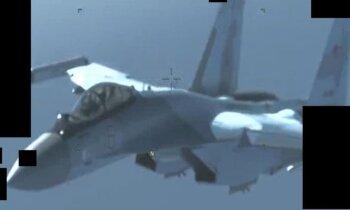ASV atklāj jaunu informāciju par maskētiem Krievijas iznīcinātājiem Lībijā
