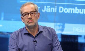 Jānis Domburs: 'Ja tas ko varēs līdzēt, atteikšos no ordeņa jebkurā brīdī'
