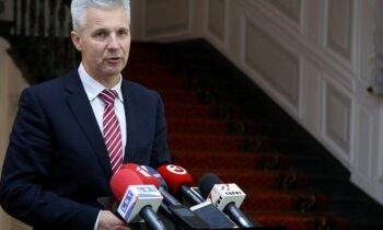 Ārkārtas vēlēšanas Latvijā nav risinājums, pārliecināts Pabriks