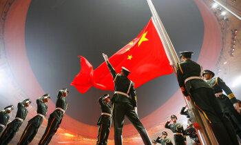 Ķīnai Eiropā neizdodas iedzīvināt savus politiskos uzskatus, secina pētnieki