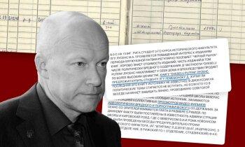 'Maisi vaļā': Aģents Štirlics ziņo par vēsturniekiem un pagrīdes porno seansiem; Grostiņš: 'Ar VDK neesmu sadarbojies'