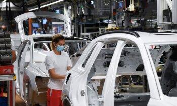 Auto bizness laiza Covid-19 cirstās brūces